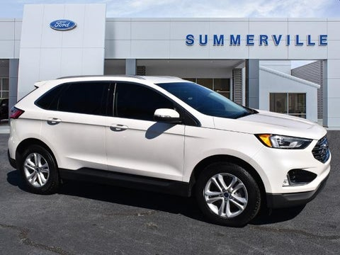 2019 ford edge sel in summerville sc summerville ford